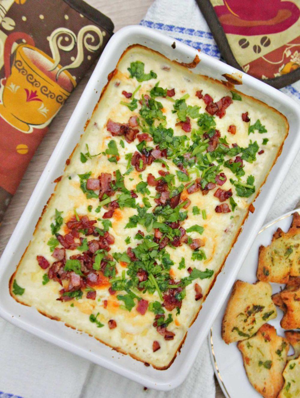 garlic bread chips recipe
