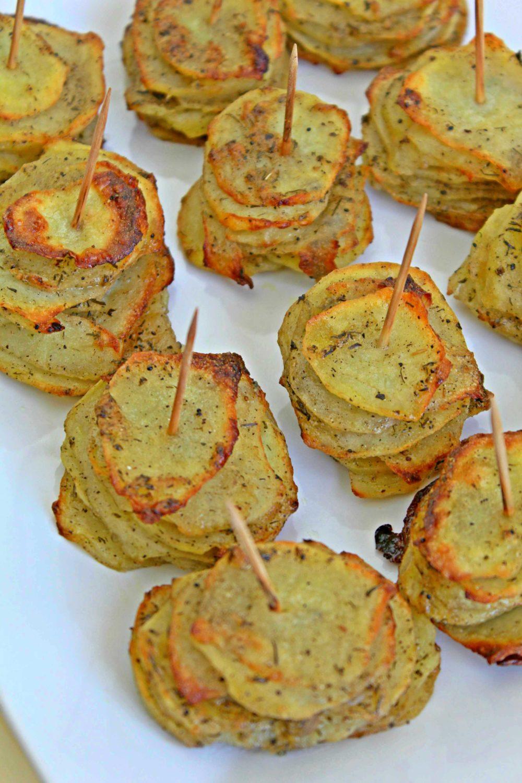 layered potatoes