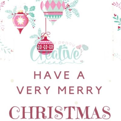 Cute & Fun Christmas Printables
