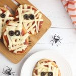 Halloween pizza ideas