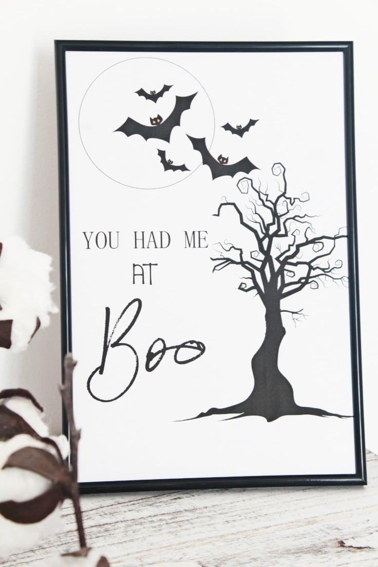 Halloween printouts