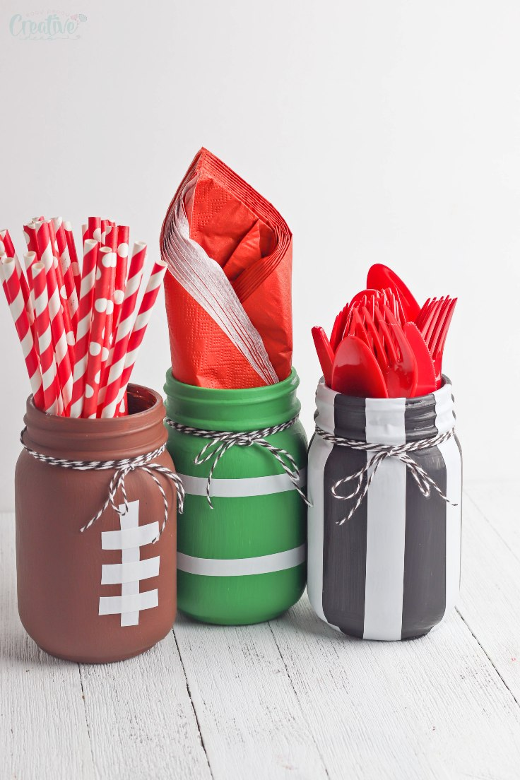 Football themed party ideas