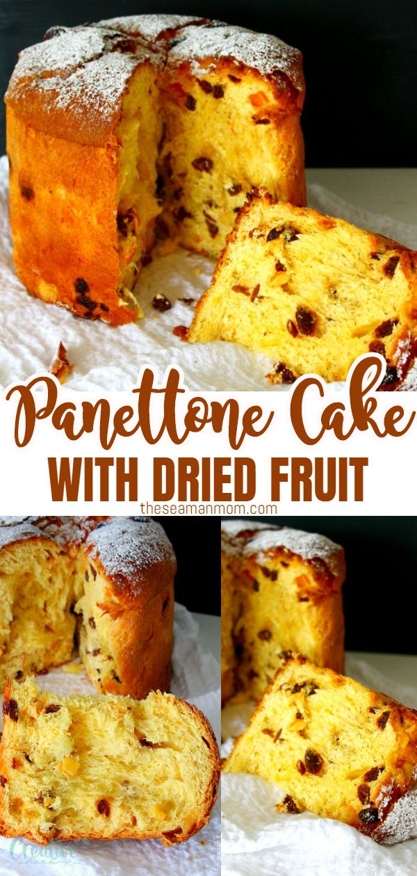 This traditional Italian Panettone Recipe was originally a Christmas sweet bread but make it once and you'll want it on your table with every holiday! via @petroneagu