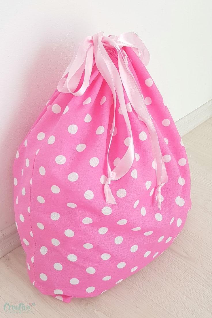 DIY wash bag