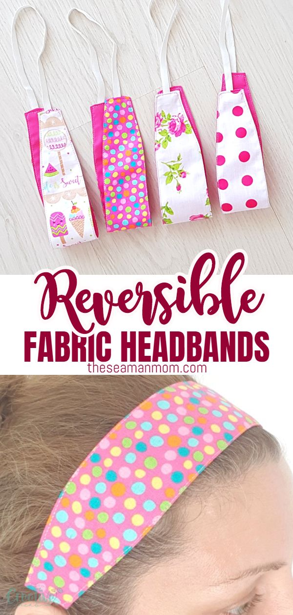 Are you tired of your old hairbands and can't quite find one that fits you perfectly? Simply make your own with this fabric headband pattern. The best part about making these fabric headbands is you can use your left over fabric scraps! via @petroneagu