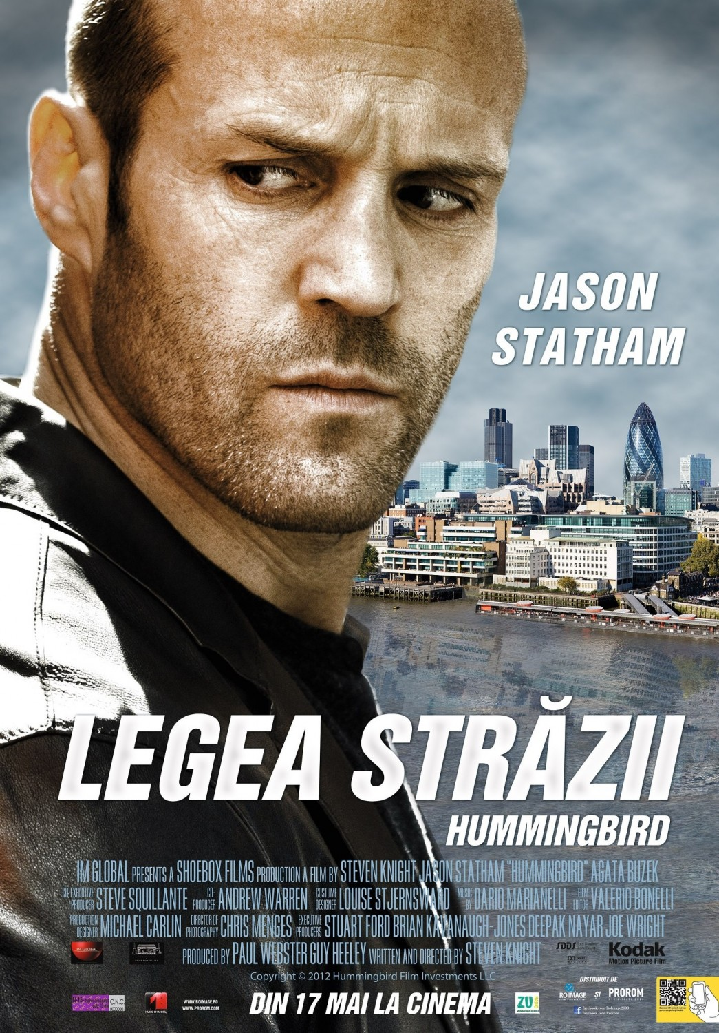 Jason Statham's 'Hummingbird' Changes Title to 'Redemption ...