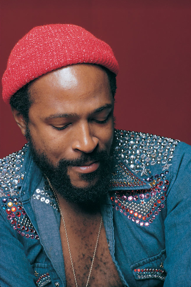 THE INCOMPARABLE MARVIN GAYE | THE TROUBLE MAN PREACHES ...