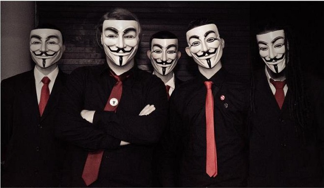 Anonymous Calls For Action Against ISIS   The Source