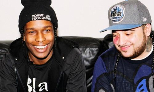 "A$AP Mob Pays Tribute to A$AP Yams on ""Yamborghini High ..."