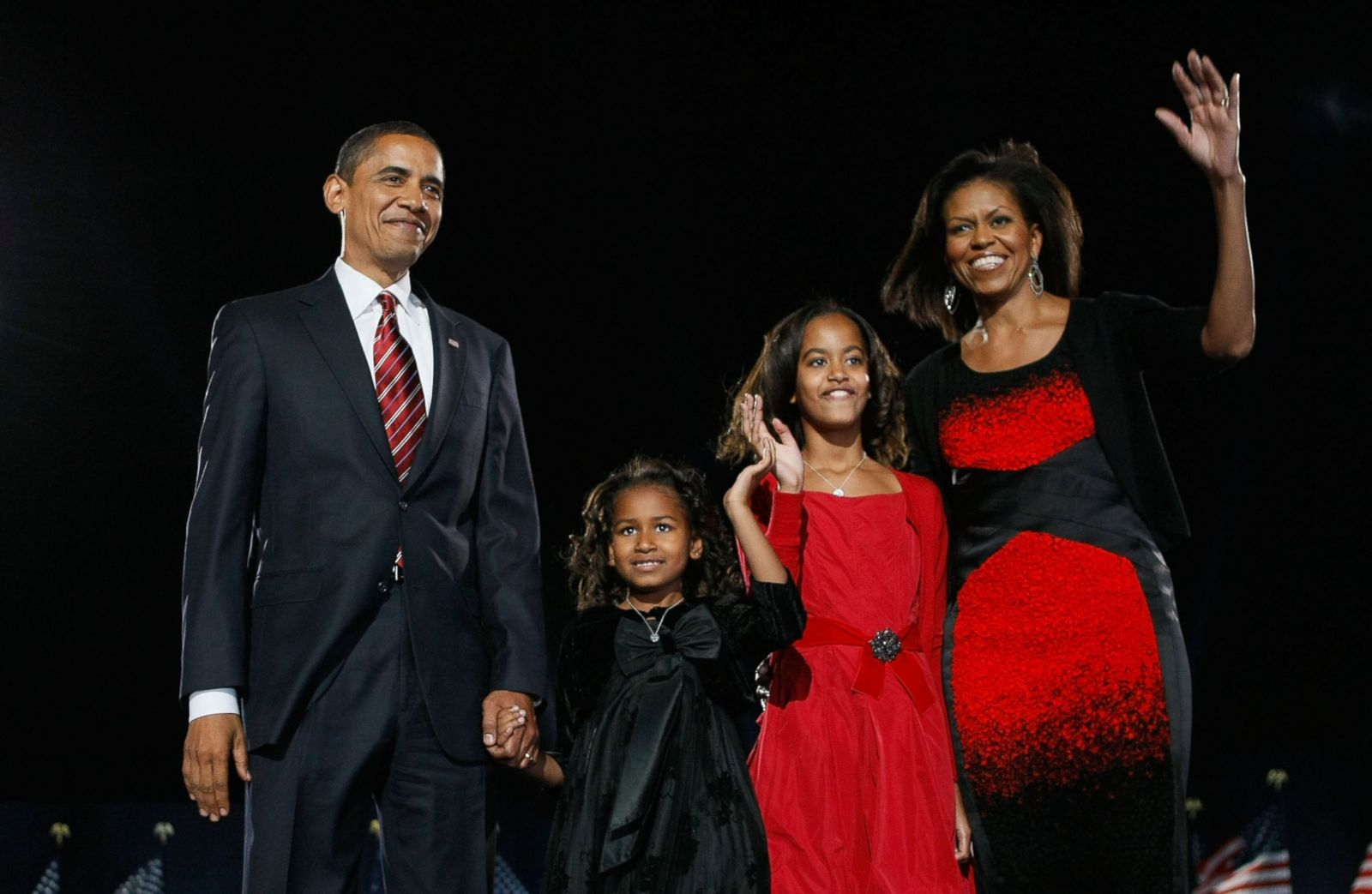Michelle Obama Shares A ThrowBack Family Picture | The Source