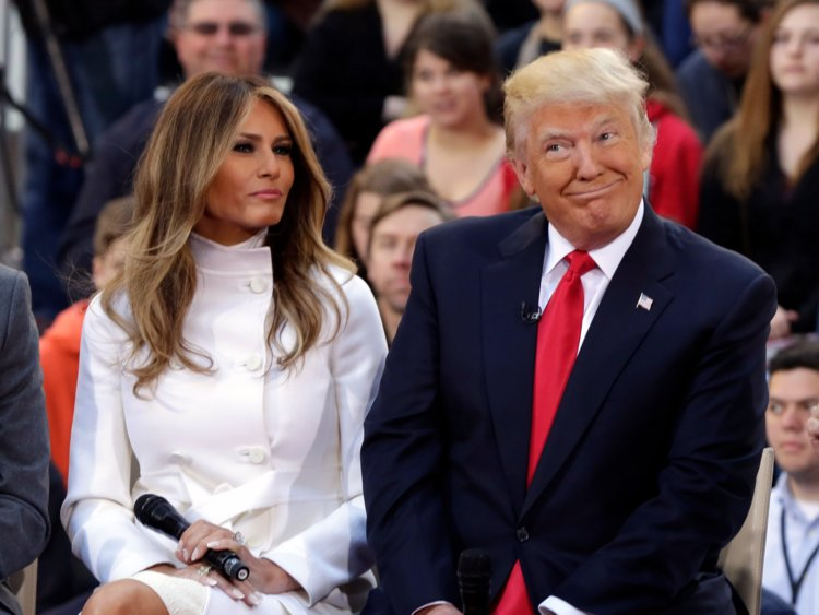 "Donald Trump ""Too Busy"" to Get Gift for Melania Trump's ..."