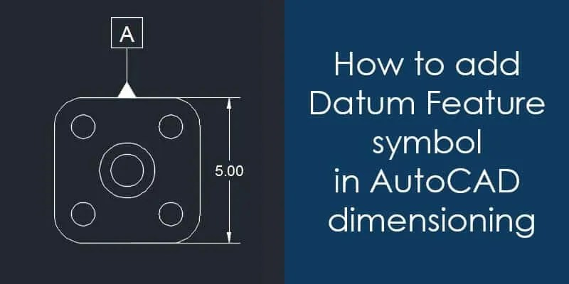 And Geometric Symbols Tolerancing Dimensioning
