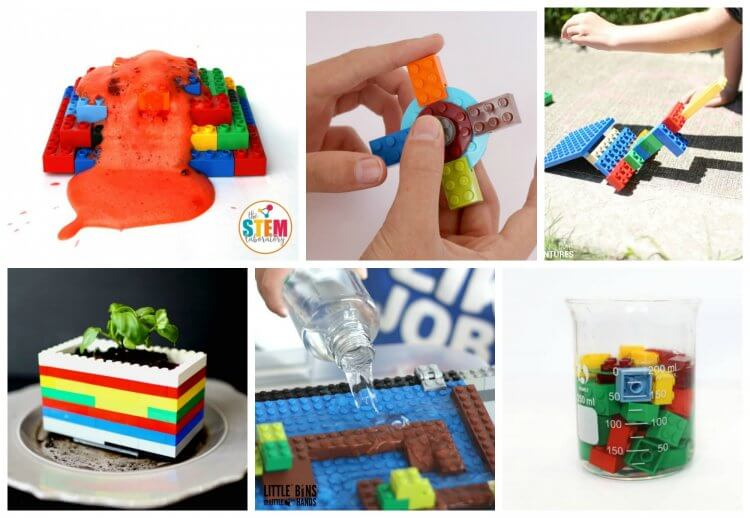 LEGO STEM Activities   The Stem Laboratory LEGO Science Activities