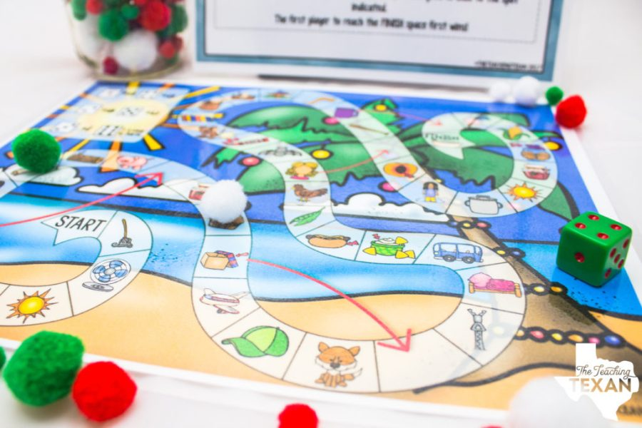 Create a Reading Wonderland with Literacy Games I can t wait for my kiddos to give these games a try during literacy  centers  Interested in these games or the winter math center games