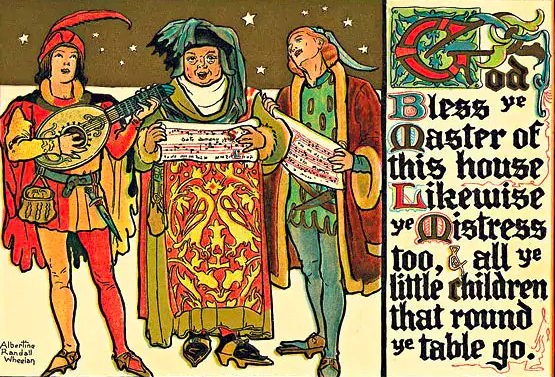 How would a Knight Templar celebrate Christmas? - The ...