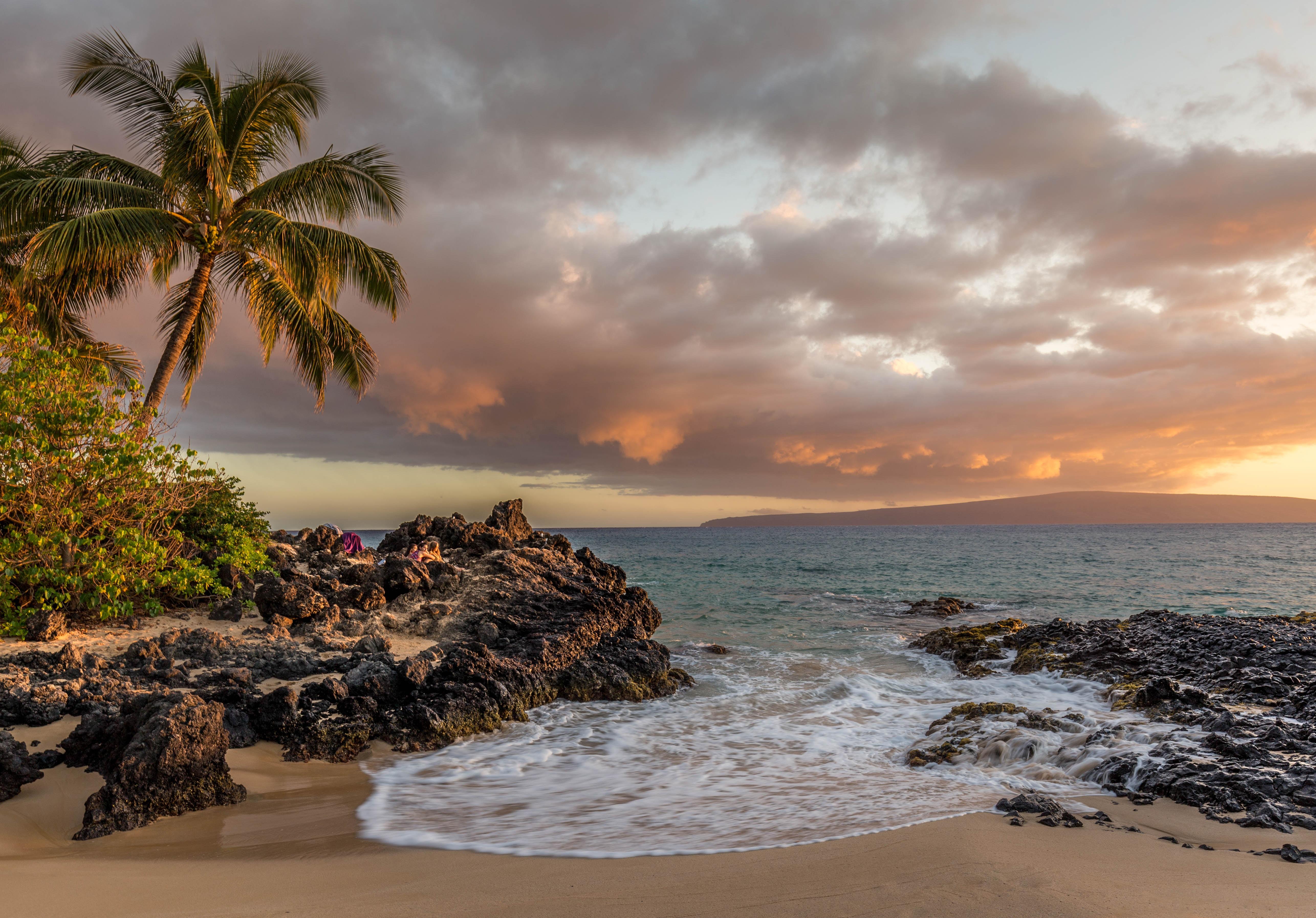 Ruins Island Maui