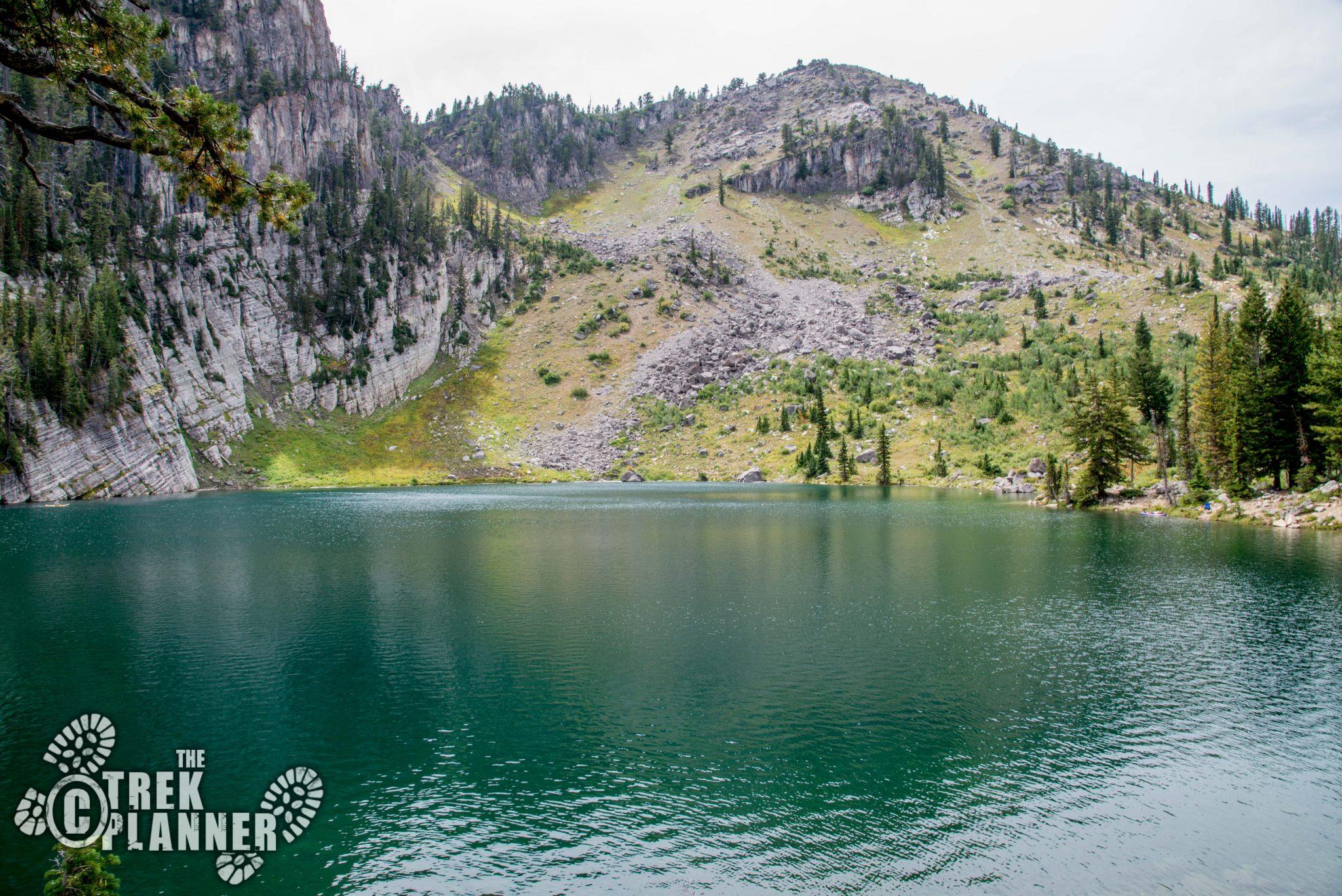 Bloomington Lake Bear Lake Area Idaho The Trek Planner