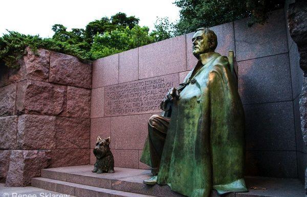 Franklin Delano Roosevelt Museum Night