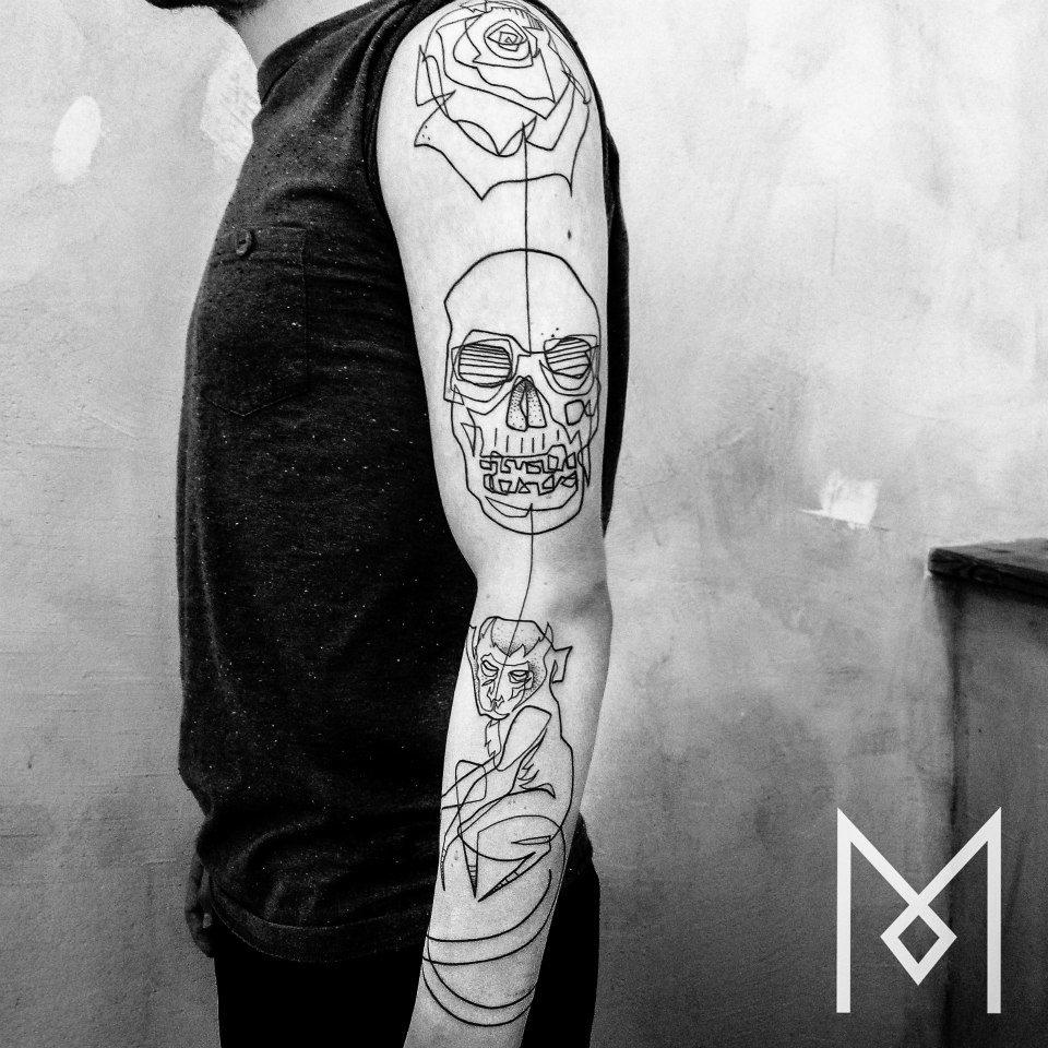 Mo Ganji Tattoo Artist