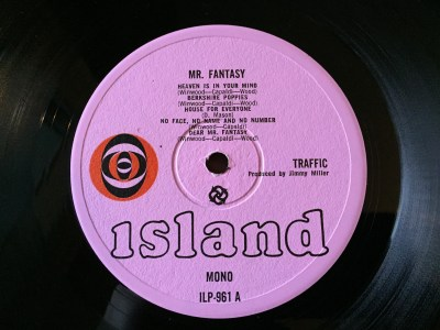 Island Records- The
