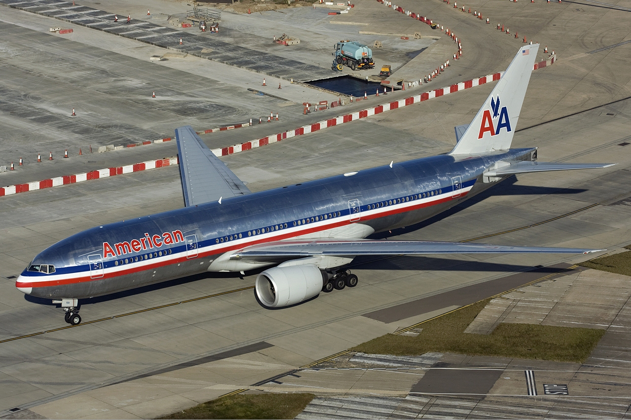 American Plane Returns To Sfo After Interior Panels Break