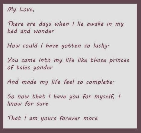 21 Cute Love Poems For Her – The WoW Style