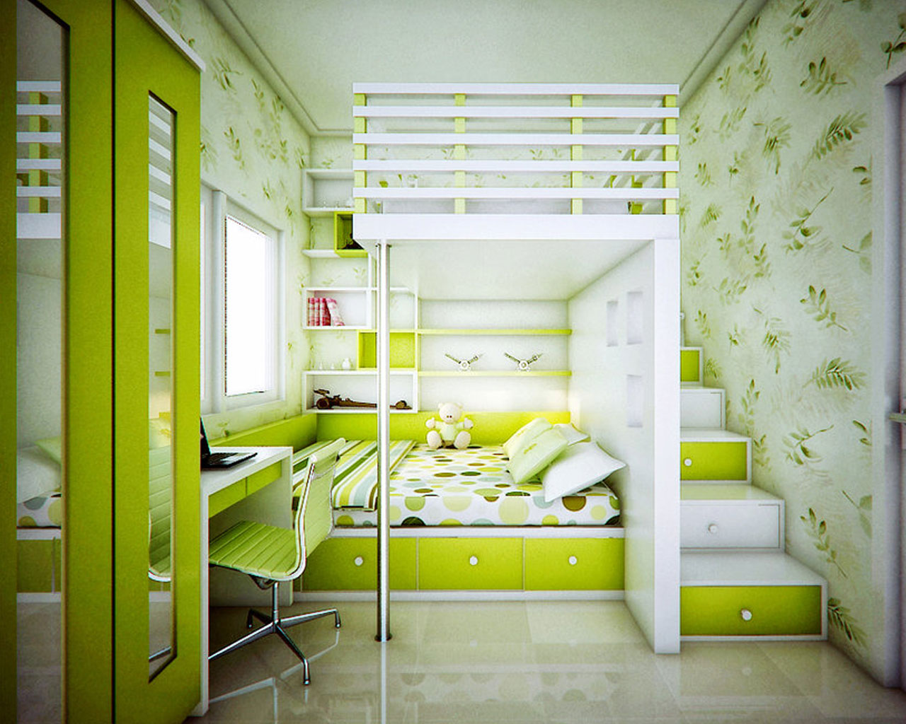 Bathroom Decor Lime Green
