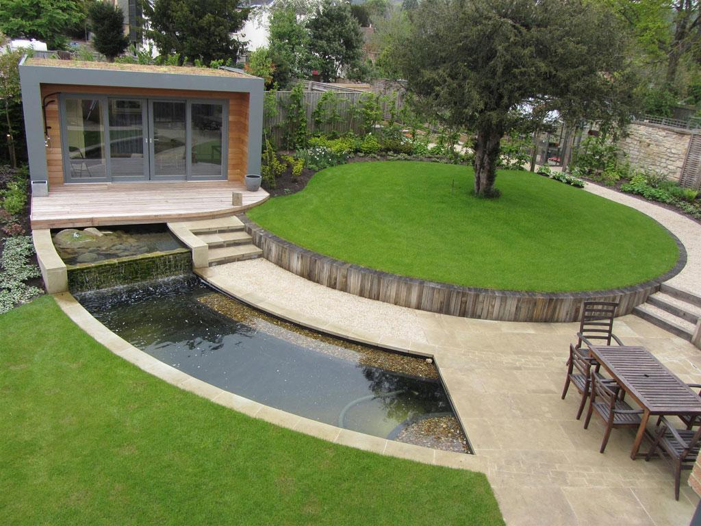 And Garden Design Yard