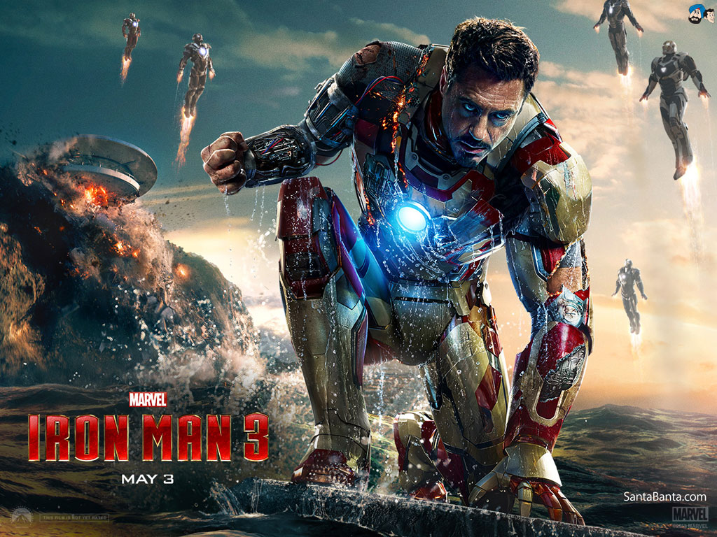 Review,Iron Man 3 by Gethin Llewellyn | A Young Critics Blog