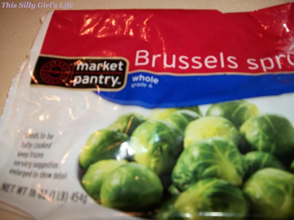 Frozen Burssel Sprouts