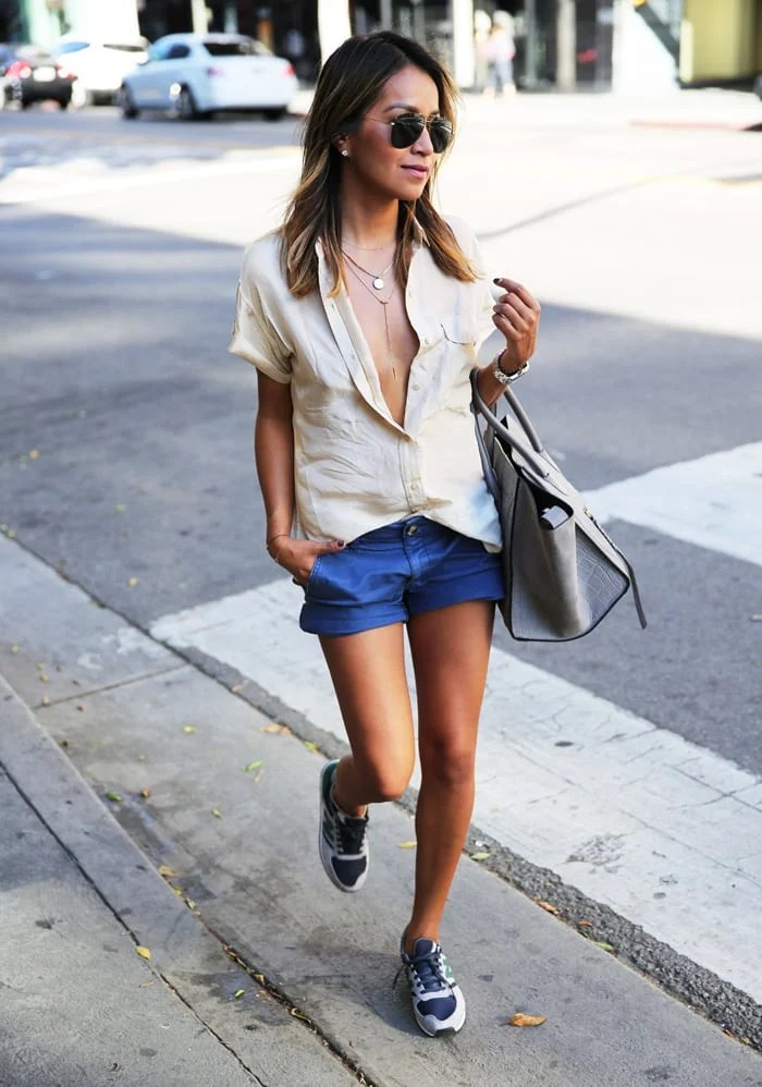 20 Womens Fashion Outfit Ideas | Summer 2015, get ready for summer with these inspiring cute outfit ideas! - ThisSillyGirlsLife.com #womenfashion #outfitideas #cuteoutfitideas #fashion #summerfashion