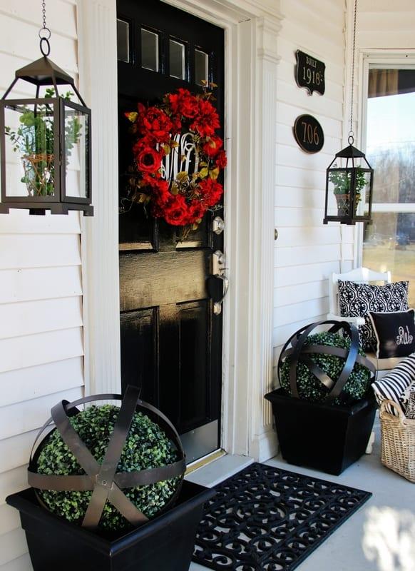 Farmhouse Front Door