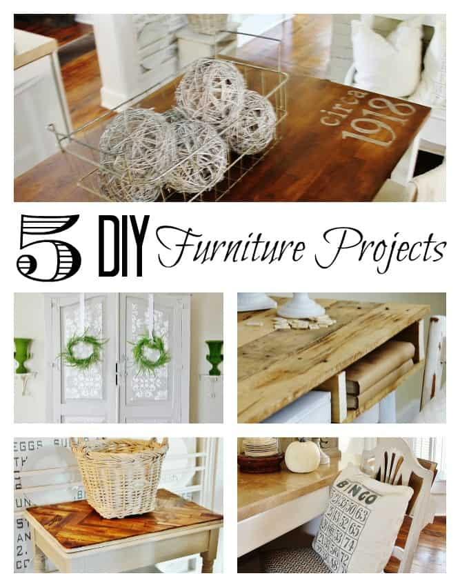 Five-DIY-Furniture-Projects