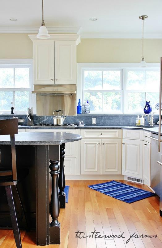 beach house kitchen deccorating