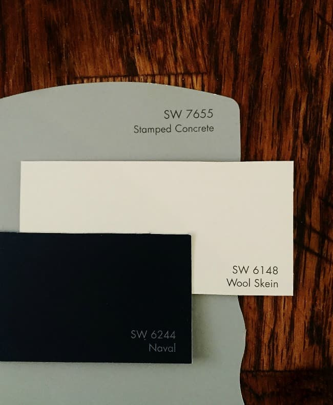 Colors for Sherwin Williams