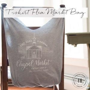 Flea Market Bag Repurposed | Ten Minute Crafts