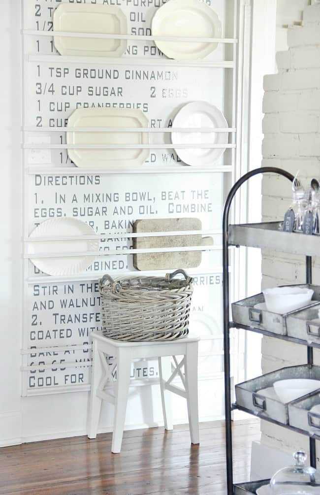 plate rack how to add architectural detail to your home on a budget