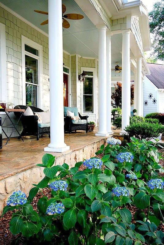 front porch duke manor farm