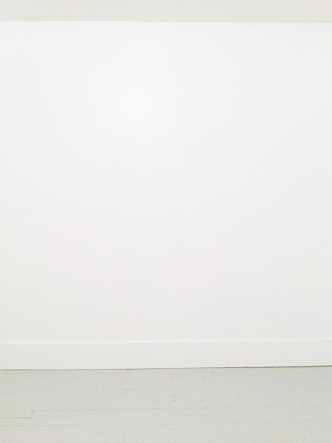 How to paint a herringbone wall