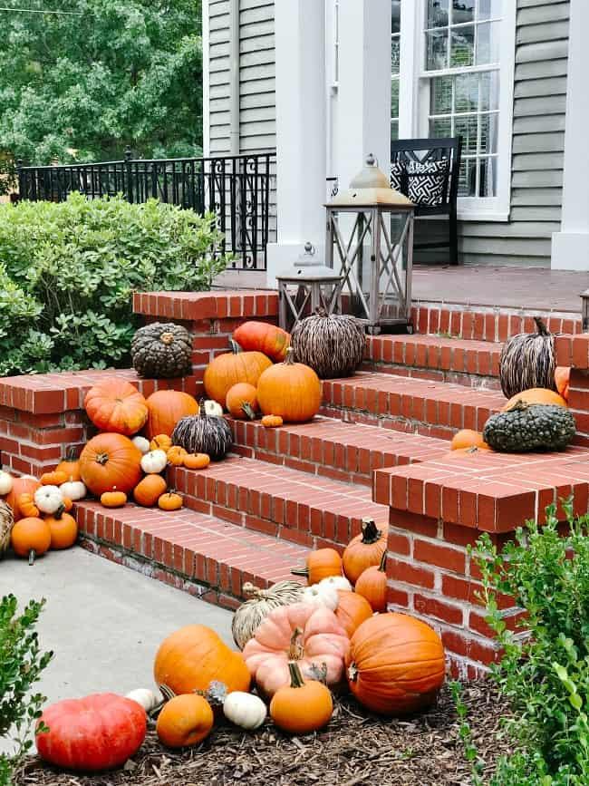 my favorite faux pumpkins