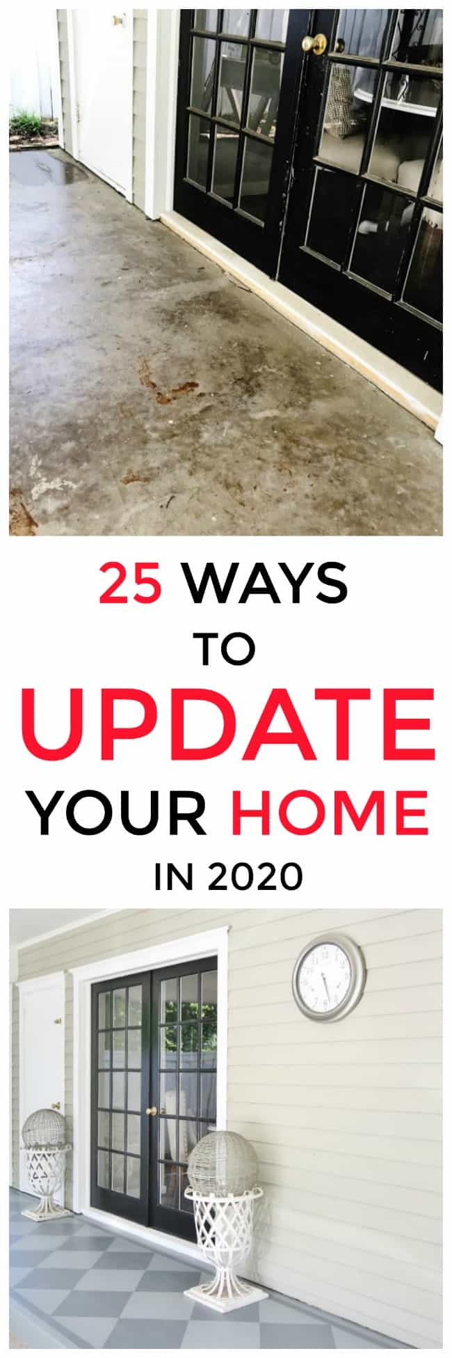 update your home promo graphic