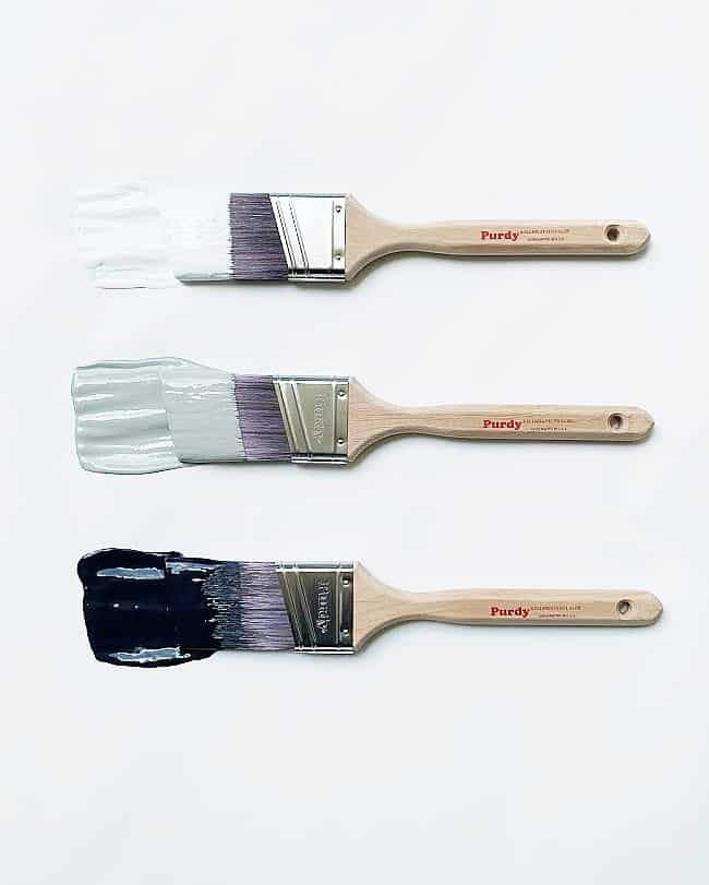 brushes for Painting Furniture Without Brush Marks