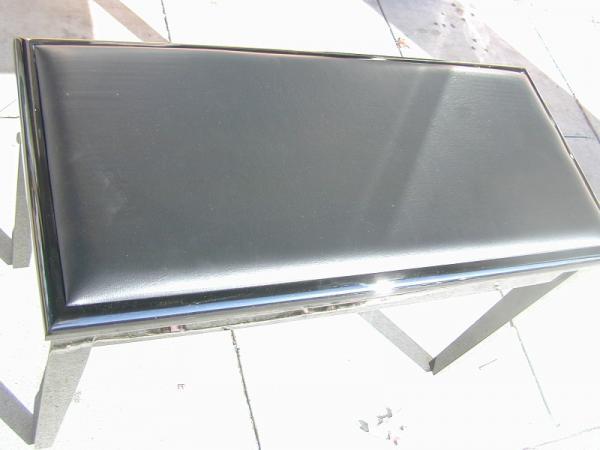 Piano Bench Cushion Seat Can Lift Storing Sheet Music