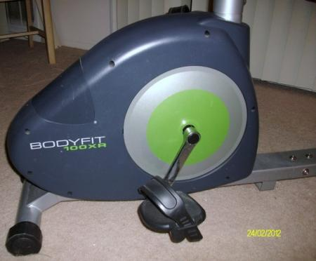 EXERCISE~RECUMBENT BIKE BODYFIT BY SPORTS AUTHORITY   eBay