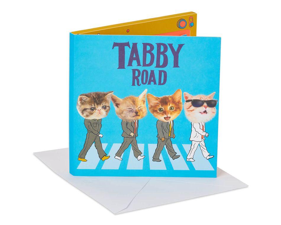 Beatles Birthday Singing Cards