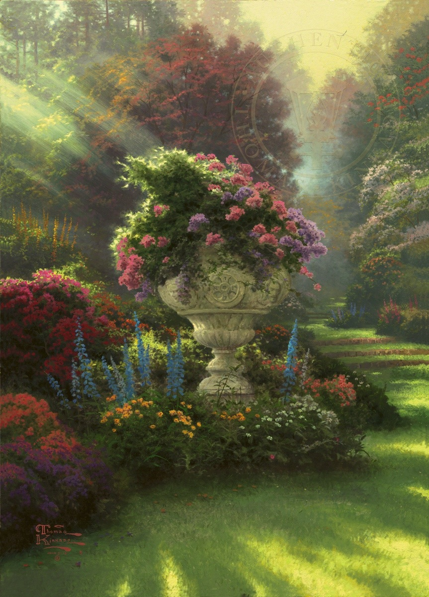 Kinkade Picture Lights