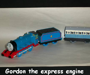 Download free Gordon coloring pages free and fun to color   Thomas     Gordon the Express
