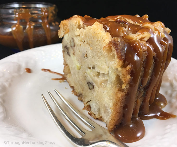 Easy Apple Cake Scratch