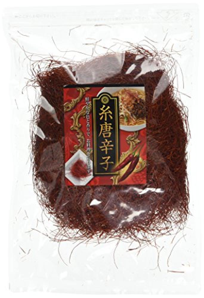 Jfc Aioi Ito Togarashi Shredded Chilli Pepper Red 100 G Approved Food