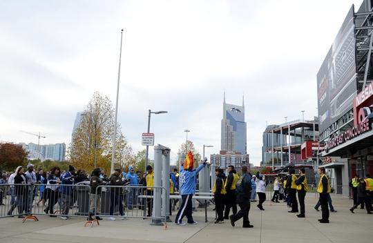 Event Security Nashville